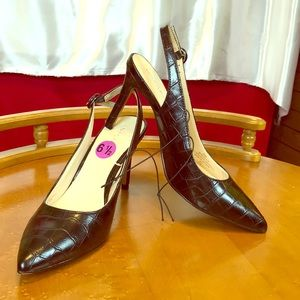 New Marc Fisher Black High Heels